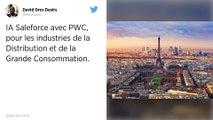 L'éditeur de logiciels Salesforce va investir 2,2 milliards de dollars en France.