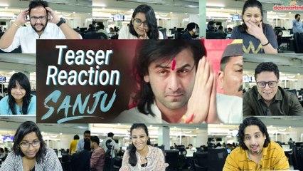 Sanju Teaser Reaction: Ranbir Kapoor Wows Fans As Sanjay Dutt