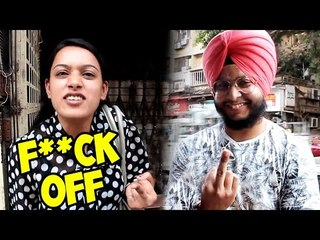 Craziest Last Message To Your Ex Boy/Girl Friend | Mumbai REACTS On Break up