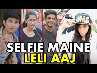 Dhinchak Pooja Selfie Maine Leli Aaj | Mumbai's Crazy Reaction On Viral Video