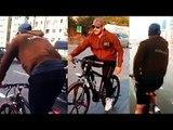 Salman Khan Being Human E-Cycle पर की सवारी | MUMBAI Highway Road पर