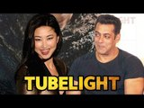 Chinese Star Zhu Zhu ,Salman के साथ मिलकर भारत में करेंगे Tubelight का प्रमोशन