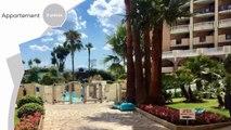 Location vacances - Appartement - Cannes la bocca (06150) - 2 pièces - 27m²