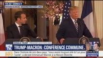 """Trump:  """"Si l'Iran nous menace, ils paieront un prix incommensurable"""""""