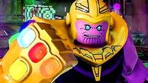 LEGO MARVEL Super Heroes 2 : Avengers Infinity War Bande Annonce