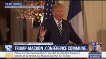 """""""Les démocrates ont des mauvaises idées, ils n'arrivent à rien, ils sont mauvais en politique"""", lance Trump"""