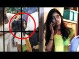 खूबसूरत Jhanvi Kapoor दिखाई दी Juhu Salon में Hair Cutting के लिए