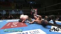 Jay White vs David Finlay Jr. NJPW Road To Wrestling Dontaku 2018 Highlights