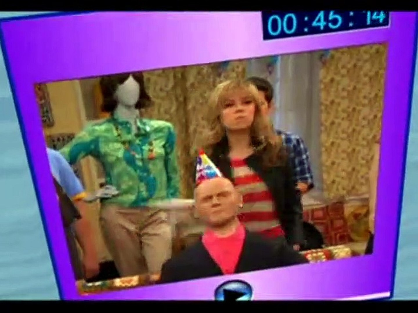 iCarly S05E10 - iMeet the First Lady