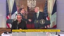 """Macron aux États-Unis : """"Nous pensions que cela permettrait de faire avancer sur le climat"""", regrette le socialiste Rachid Temal"""