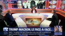 Visite d'État aux États-Unis: Macron a-t-il réussi à infléchir les positions de Trump ? (2/3)