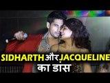 Sidharth Malhotra और Jacqueline Fernandez का डांस Bandook Meri Laila गाने पर