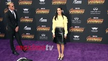 "Jennifer Connelly ""Avengers Infinity War"" World Premiere Purple Carpet"