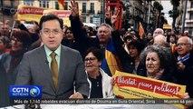 Cientos de manifestantes piden en Berlín la liberación del expresidente de la Generalitat catalana