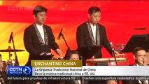 La Orquesta Tradicional Nacional de China lleva la música tradicional china a EE. UU.