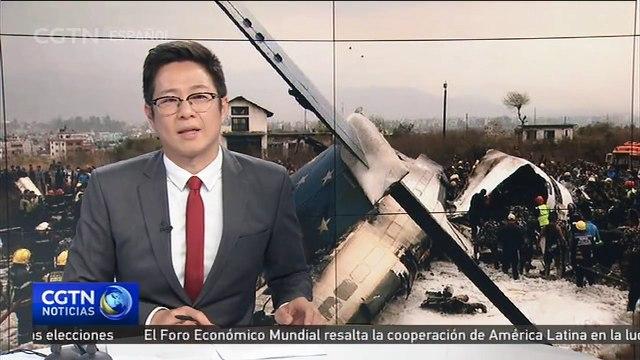 Aviación Civil niega problemas técnicos como causa del siniestro