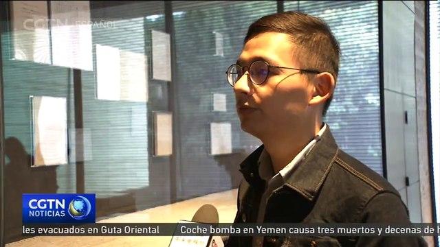 Varias exposiciones documentan la vida y obra de Mu Xin