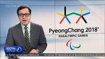 Atletas chinos listos para competir en 5 deportes en Juegos Paralímpicos de Invierno