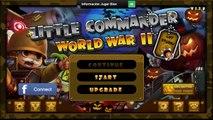 "Little Commander, Poco Comandante Halloween ESPAÑOL Nivel 1 ""Boot Camp"" Normal, Casual #1"