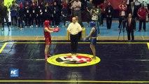 Atletas chinos ganan el primer campeonato chino egipcio de Wushu Sanda