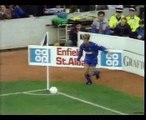 Tottenham Hotspur - Wimbledon 10-11-1990 Division One