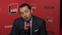 """Sébastien Chenu : """"'L'Union des droites', c'est trop restrictif car ça nous prive d'emblée des gens qui ne sont pas de droite et qui votent FN"""""""