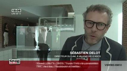 Giacometti arrive en grande pompe au LAM
