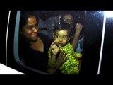 Salman की बेहन Arpita और बेटे Ahil पोहचे Salman Khan के Birthday पार्टी पर