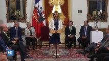 Bachelet es premiada por la ONU por su liderazgo político en la protección del medioambiente