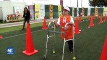 Millón y medio de peruanos con discapacidad pugnan por una sociedad incluyente