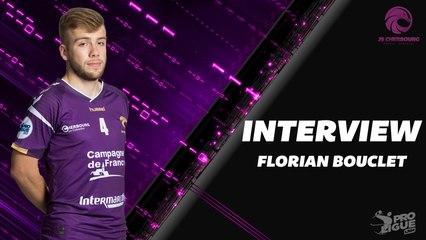 L'interview avec Florian Bouclet