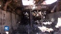 Fuerzas sirias asedian el último bastión de Estado Islámico en Homs
