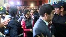 Peruanos la justicia debe ser igual para todos por caso Humala y esposa
