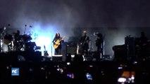 Roger Waters envía mensaje a Peña Nieto durante concierto