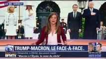Visite d'État: Macron a-t-il marqué des points dans les esprits des Français aux États-Unis ?