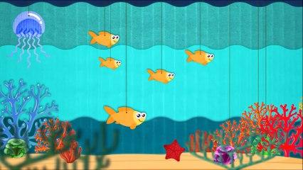 Llittle Baby Shark Song for Kids & Nursery Rhymes - KidsMegaSongs