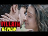 Ek Villain Movie Review | Shraddha Kapoor, Siddharth Malhotra, Riteish Deshmukh