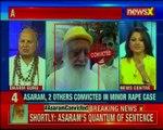 Quantum of punishment announced; life imprisonment for Asaram