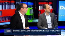 DAILY DOSE | Biomica develops microbiome based therapies | Wednesday, April 25th 2018