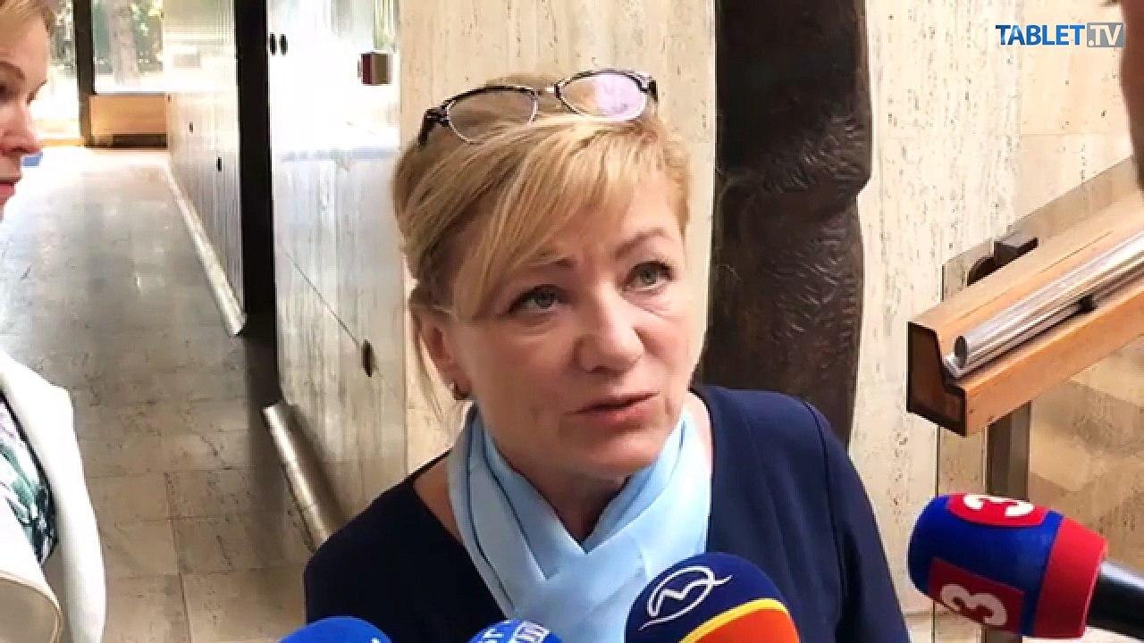 ZÁZNAM: Brífing ministerky Ľ. Laššákovej po rokovaní vlády