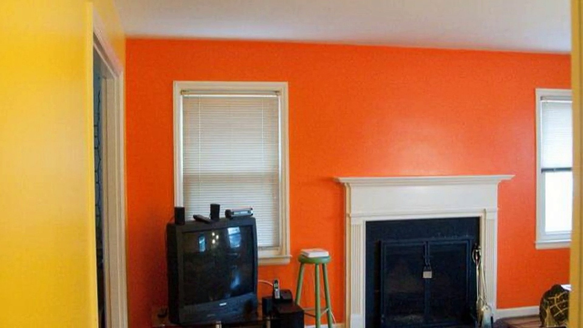 Wall Colour Combination for Living Room Ideas