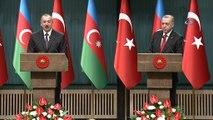 Azerbaycan Cumhurbaşkanı Aliyev: 'Dağlık Karabağ meselesinde Türkiye kadar bize destek veren başka bir ülke olmamıştır, onlara teşekkür ediyoruz'
