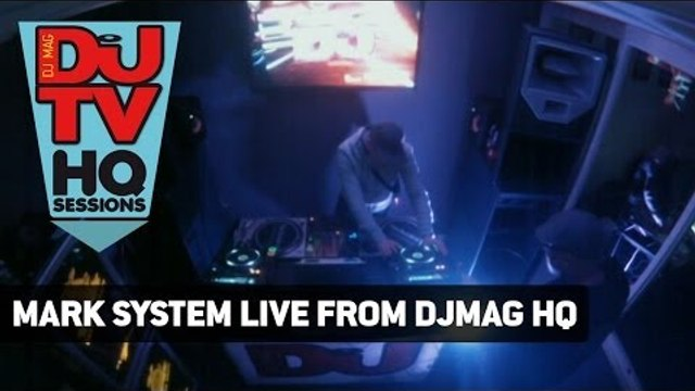 Mark System drum & bass set from the DJ Mag Exit Records office party