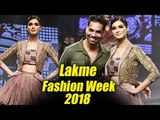 Diana Penty ने मचाई Lakme Fashion Week 2018 पे धूम | LFW Ramp Walk 2018