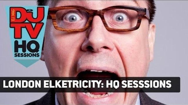 London Elektricity Classic Hospital Records Vinyl Set from DJ Mag HQ