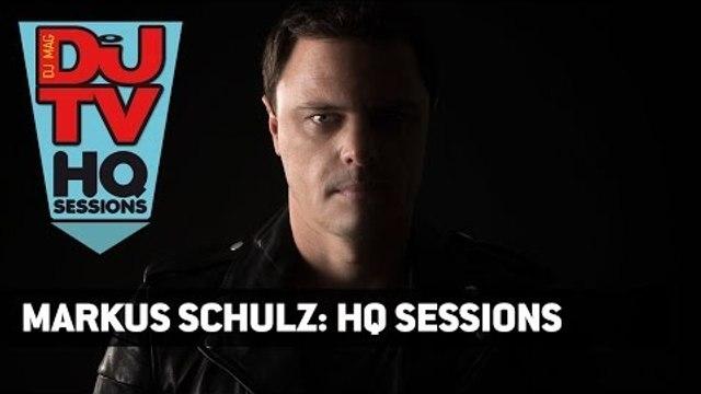 Markus Schulz's 60 minute trance set from DJ Mag HQ