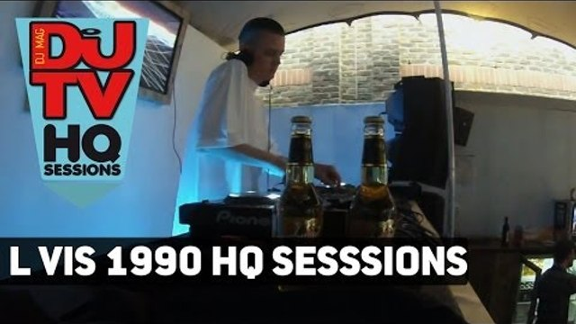 L Vis 1990 live from DJ Mag HQ Sessions set (NightSlugs Takeover)