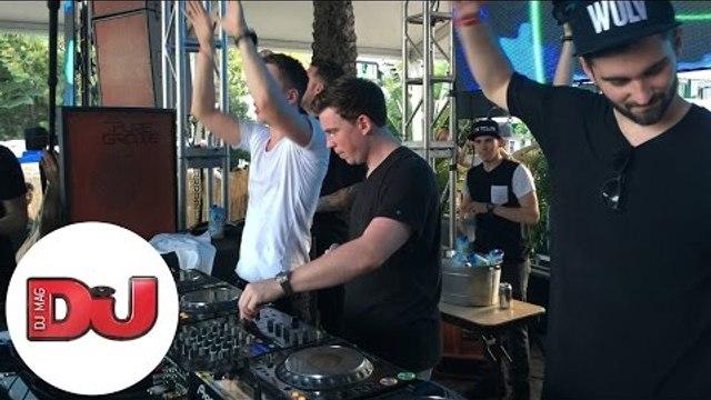 Dannic Live DJ Set from DJ Mag Miami Pool Party (WMC)
