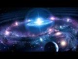 Удивительная окружающая среда Музыка Йога Расслабляющая медитация, космические снимки Вселенной