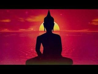 Friedlicher Morgen Entspannen Sie sich Meditation Hintergrund Harfe Instrumentalmusik